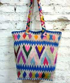 60s vintage Peruvian boho bag *SOLD*
