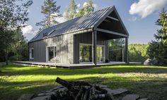 Galería - Casa de Caza Lituana / Devyni architektai - 14
