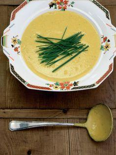 Bal kabağı çorbası Tarifi - Türk Mutfağı Yemekleri - Yemek Tarifleri
