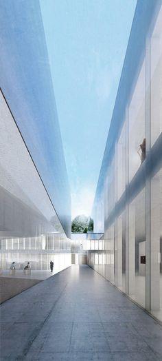 Gallery - Aires Mateus Wins Competition to Design New Pôle Muséal of Lausanne - 6