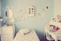 Resultado de imagem para decoração quarto feminino preto e branco