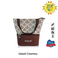 Elegant and contemporary, which is a great compliment to your daily outfit. You can store your baby milk bags, bottles or even food in the bottom compartment which is a thermal compartment.
