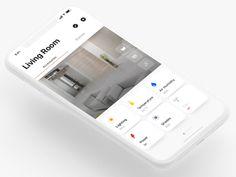 "via Muzli design inspiration. ""UI Interactions of the week is published by Muzli in Muzli - Design Inspiration. Best Ui Design, Ios App Design, Web Design, Mobile App Design, Mobile Ui, Interface Web, Interface Design, Dashboard Ui, Ui Ux"