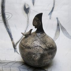 Nikos Sklavenitis Greek ceramic artist