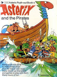Livre - Astérix - Asterix and the Pirates