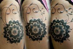 tattoo by AnastasiaRybina.deviantart.com on @DeviantArt