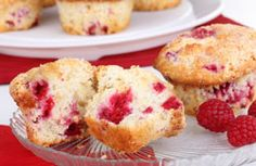 These Strawberry Banana Muffins are packed with fresh strawberries and sweet bananas, which yields a deliciously moist and flavorful treat. Easy to make and even better to eat, these muffins are sure to become your favorite breakfast or dessert! Strawberry Muffins Healthy, Healthy Muffins, Cranberry Muffins, Banana Recipes Easy, Keto Muffin Recipe, Muffin Recipes, Cookies Et Biscuits, Baking Recipes, Free Recipes