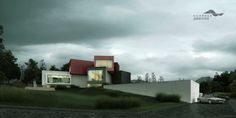 Rendering for a Spain House