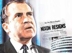 The Watergate Scandal - History - Timeline - PowerPoint presentations - Lesson plans - Games - Cartoons - Videos - Films - Nixon - ESL Resources