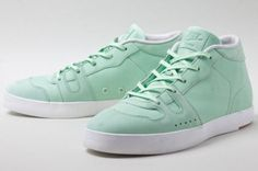 """Another nice """"Fresh Mint"""" sneaker."""