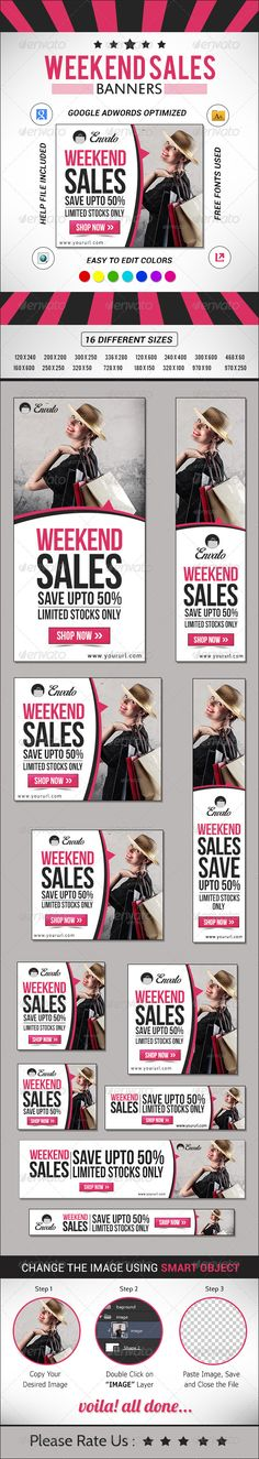 Super Sale Shop Web Banners Template PSD   Buy and Download: http://graphicriver.net/item/super-sale-banners/8044402?WT.ac=category_thumb&WT.z_author=doto&ref=ksioks