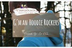 Nähanleitung Freebook G´Man Hoodie Rockers