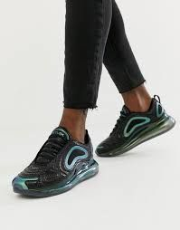 Nike Air Max 720 in schwarz AO2924 003 in 2020 | Nike air