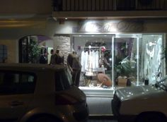 a very nice boutique in the Dalt Vila