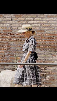 Gillian Anderson, Panama Hat, Lace Skirt, Hats, Skirts, Fashion, Moda, Hat, Fashion Styles