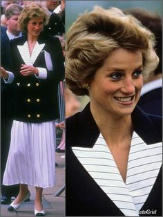 Sometimes Diana is so cute. Queen Maxima, Queen Letizia, Princess Charlotte, Princess Of Wales, Prince Harry, Princess Diana Pictures, Rare Pictures, Royal Style, Lady Diana