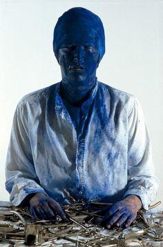 Gottfried Helnwein - Self-portrait 1986