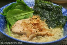 Homemade Ramen Noodle Recipe! A must for those that love ramen and want to make it at home.