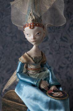 katya tal's art dolls - Art Dolls by Katya Tal