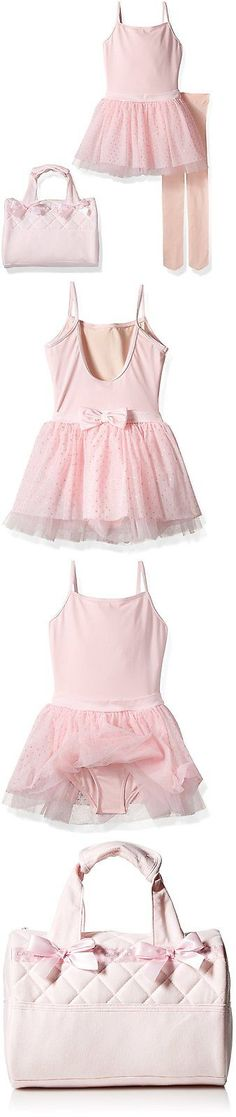 Leotards and Unitards 152354: Capezio Girls Little Girls Holiday Dance Kit, Pink, Intermediate -> BUY IT NOW ONLY: $70.06 on eBay!