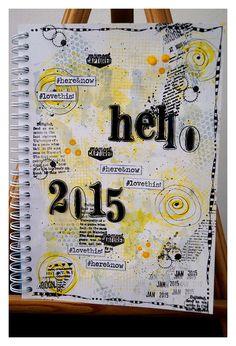 """Positiv Journal ... Ma semaine 1 : Thème """"2015, un nouveau départ"""""""