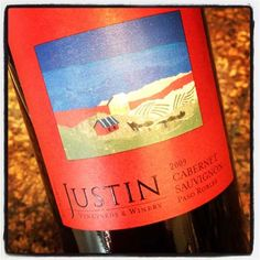 2009 JUSTIN Vineyards Cabernet Sauvignon