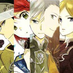 Obi, Shirayuki, Zen, M, Kiki