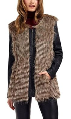 ARRIVE GUIDE Womens Stylish Loose Winter Outer Puffer Vest Waistcoats army green Medium ** Read more reviews of the product by visiting the link on the image.