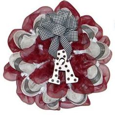 deco mesh wreaths - Bing Images