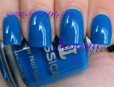 Jessica Blue Blast (Medium Azure Blue)