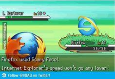Interweb Pokemon