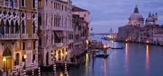 Homes on Grand Canal Venice Italy | Experience The Best Of Italy - Day Tours - Venice
