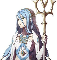 fire emblem fates azura's necklace - Google Search