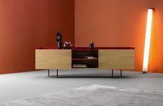 Tratto Sideboard, Mauro Lipparini Design www.bonaldo.it