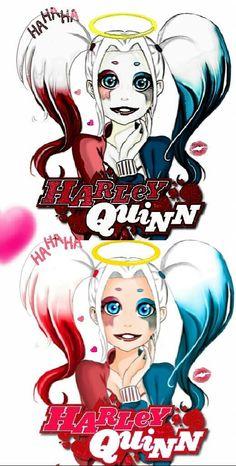 Harley Quinn -Gemini be like / Two Sides