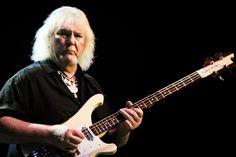 Murió Chris Squire, bajista y fundador de Yes