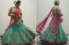 Wedding Storyz - Gorgeous weddings from across continents!: The Lehenga Storyz Wedding Storyz | Indian Bride | Indian Wedding | Indian Groom | South Asian | Bridal wear | Lehenga details | Bridal Jewellery | Makeup | Hairstyling | Indian | South Asian | Mandap decor | Henna Mehendi designs