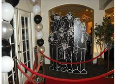 """Photo 5 of Hollywood Theme / Quinceañera """"My Double Quince ( Hollywood Glamour Party, Hollywood Theme, Hollywood Decorations, Dance Themes, Prom Themes, Quinceanera Planning, Quinceanera Party, Red Carpet Party, American Party"""