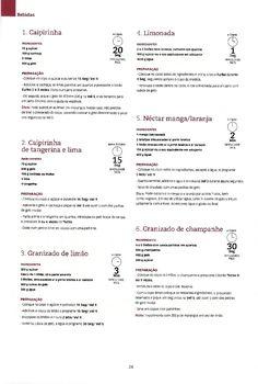 Bimby as receitas essenciais (março 2010) I Companion, Guisado, Smoothie Drinks, Low Fodmap, Betty Crocker, I Foods, Cooking Tips, Food And Drink, Recipes