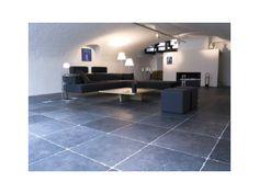 Tegelvloer • modern interieur • woonkamer • www.verhelst.be #livios Tile Floor, Flooring, Contemporary, Rugs, Home Decor, Farmhouse Rugs, Decoration Home, Room Decor, Tile Flooring