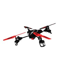 Love this Red Remote Control XDrone with HD Camera on #zulily! #zulilyfinds