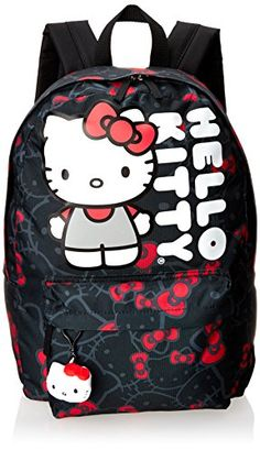 b938a9d23d8f Amazon.com  Hello Kitty SANBK0168 Backpack