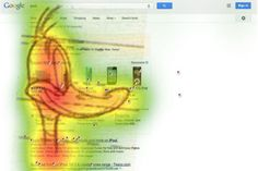 Microsoft uses eye tracking to argue that Google distorts search results