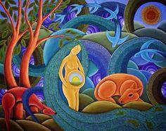 """""""MUJER"""" Eres una flor de frescura eterna Con esencia de alegría y con los Colores de la armonía.  Con un corazón de pétalos suaves Vas regando a tu paso la semilla De abundancia.  Tus hojas son los brazos que reciben El amanecer de la sabiduría Y tus tallos solo se posan al descanso Del anochecer.  Eres parte del jardín de la vida Con brotes de esperanza y En la fuerza de tus raíces nace Tu energía mujer. (katzliebst)"""