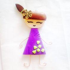 Purpure Girl