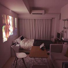 Minimalist Bedroom Storage Ideas For Your Small Bedroom – Magazine Decorations Bedroom Setup, Room Ideas Bedroom, Small Room Bedroom, Cozy Small Bedrooms, Study Room Decor, Small Room Decor, Guest Bedrooms, Teen Bedroom, Small Room Interior