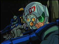 ARC 2. Bubblegum Crisis. Cybercop ref