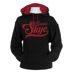 Daniel Skye - Logo Contrast Hoodie | 6 Second Merch