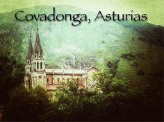 Kovadonga, Asturias Painting, Art, Places To Visit, Art Background, Painting Art, Kunst, Paintings, Performing Arts, Painted Canvas