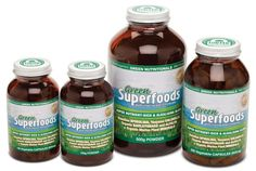 Green Superfoods - with Marine Plant Minerals ...  Super Nutrient -Rich & Alkalising blend ....  www.greennutritionals.com.au